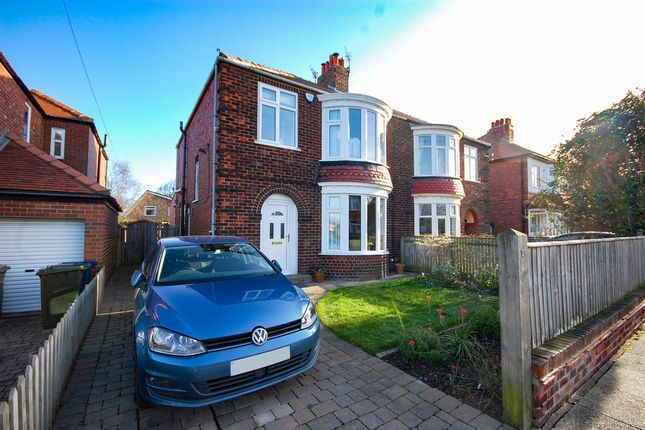 Thumbnail Semi-detached house for sale in Laurel Road, Saltburn-By-The-Sea
