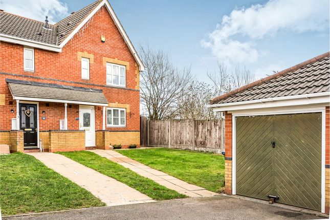 Semi-detached house in  Mansion Drive  Tipton  Birmingham