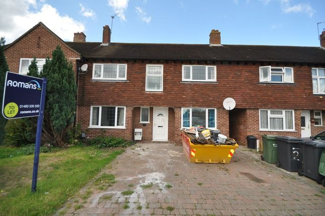 Thumbnail Property to rent in Yew Tree Drive, Guildford
