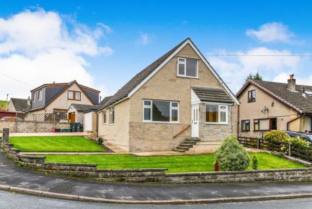 Thumbnail Bungalow for sale in Vicarage Avenue, Brookhouse, Lancaster, Lancashire