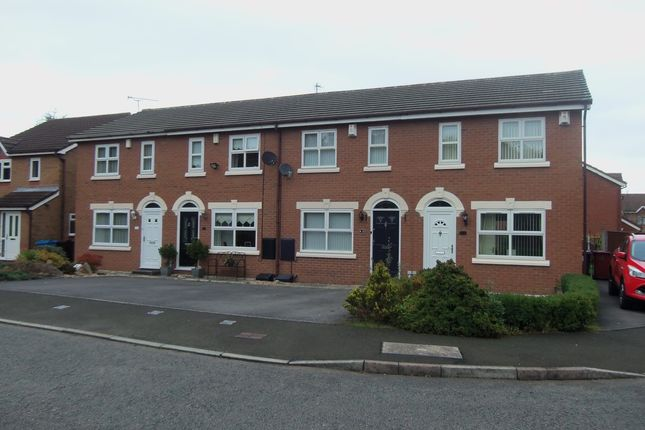 Thumbnail End terrace house to rent in Ramson Close, Halewood, Liverpool