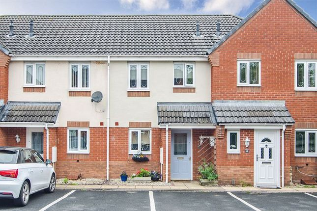 Thumbnail Terraced house to rent in The Meadows, Wedges Mills, Cannock