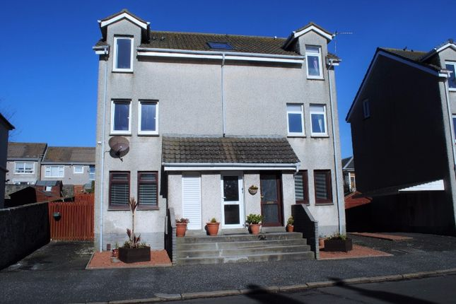 Thumbnail Flat for sale in Welbeck Crescent, Troon, South Ayrshire