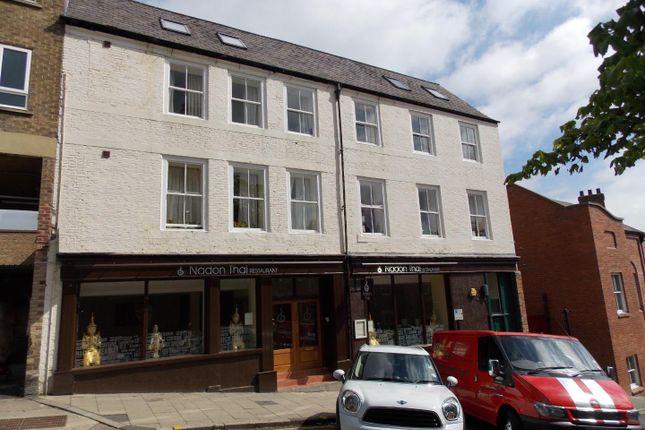 Thumbnail Flat to rent in Crossgate, Durham