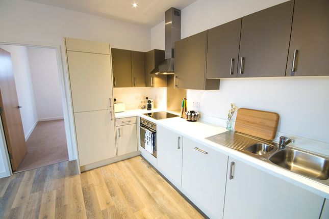 Thumbnail Flat to rent in Strawberry Hill, Newbury