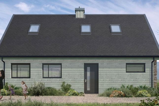 Thumbnail Detached house for sale in Plot 21, Pistyll, Gwyned