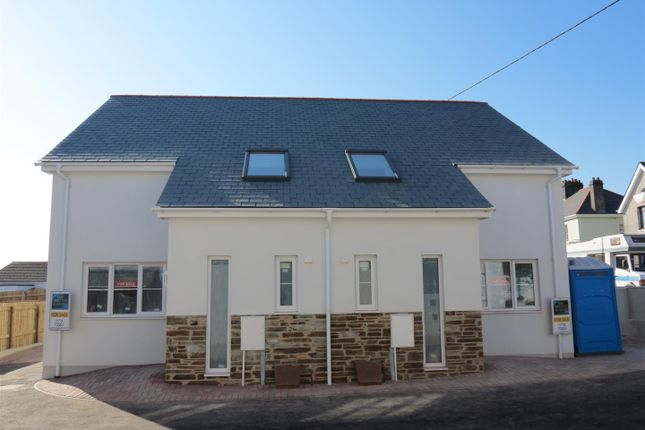 Thumbnail Semi-detached house for sale in Slades Road, St. Austell