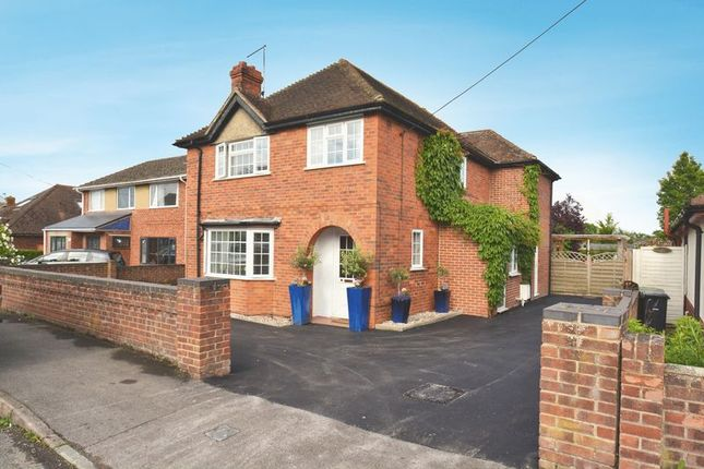 Thumbnail Detached house for sale in Hagbourne Road, Didcot