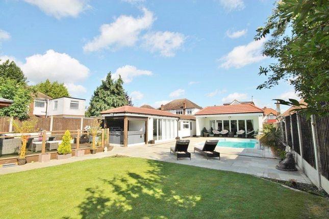 Thumbnail Detached bungalow for sale in Feltham Road, Ashford, Surrey