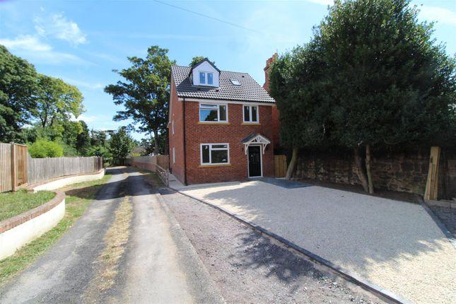 Thumbnail Detached house for sale in Ellesmere Road, Shrewsbury