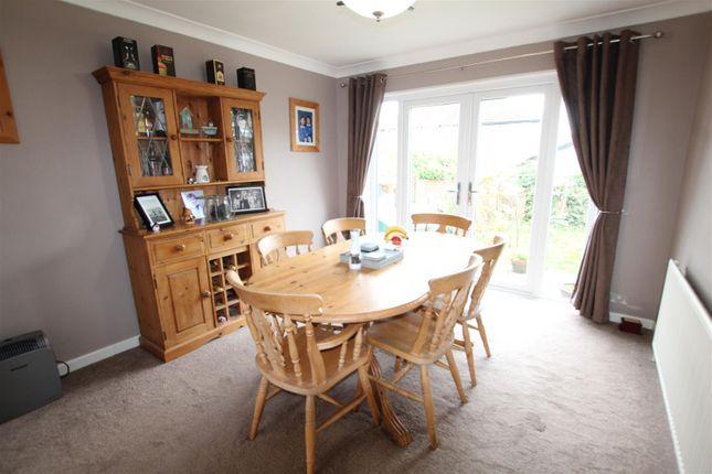 Dining Room of Woodside Drive, Cottingley, Bingley BD16