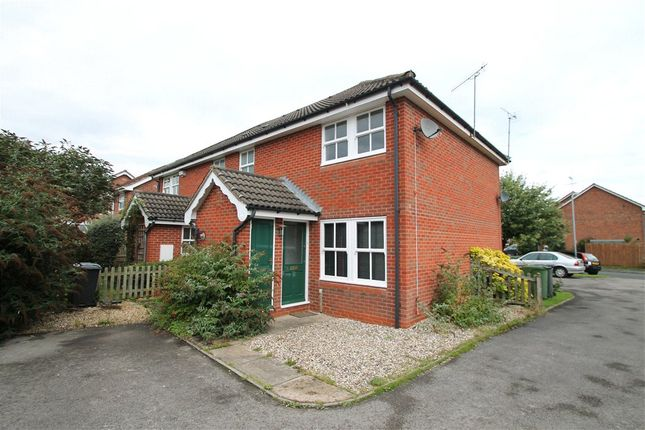 Thumbnail Terraced house to rent in Scaife Road, Astonfields