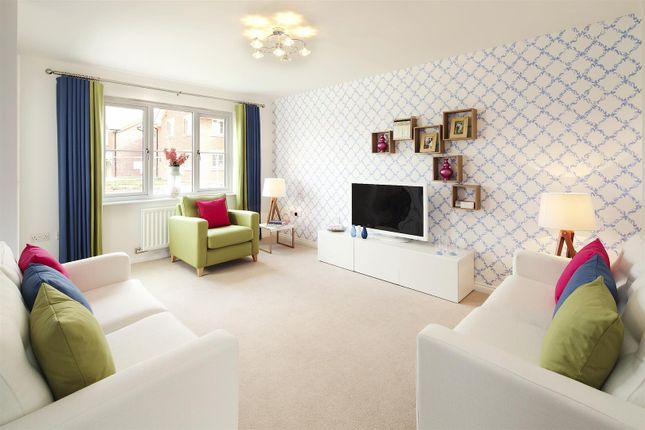 Thumbnail End terrace house for sale in Argyll End, Hunters Meadow, Auchterarder