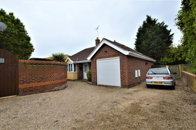 Thumbnail Detached bungalow for sale in The Foxes, Hunting Gate, Colchester