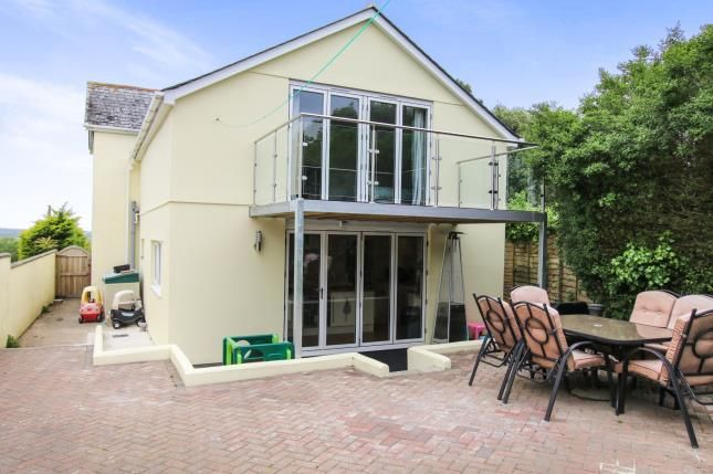 Thumbnail Detached house for sale in Egloshayle, Wadebridge, Cornwall