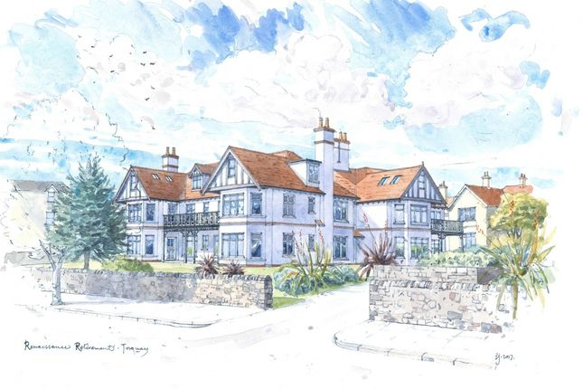 Thumbnail Flat for sale in The Cavendish Collection Higher Downs Road, Torquay