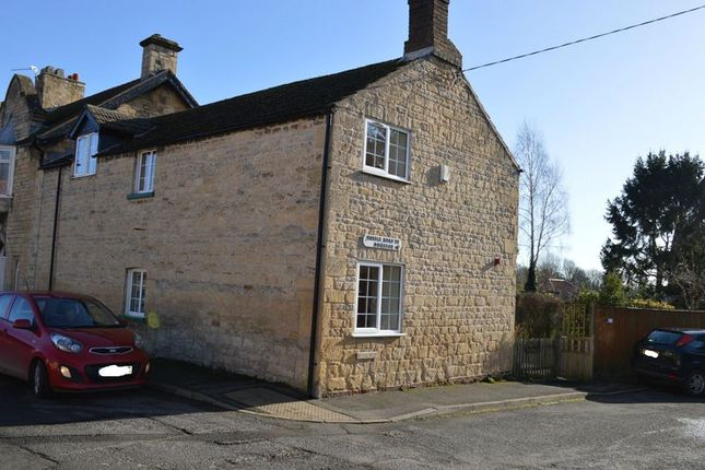 Thumbnail Semi-detached house to rent in Main Street, Nocton, Lincoln