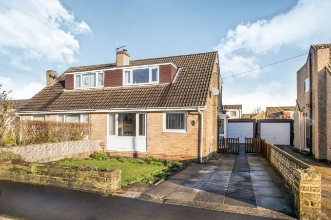 Thumbnail Bungalow for sale in Norton Drive, Halifax, West Yorkshire