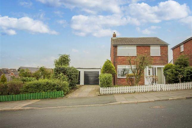 Thumbnail Detached house for sale in Southwood Drive, Accrington, Lancashire