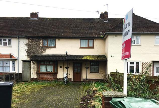 Thumbnail Semi-detached house to rent in Alan Moss Road, Loughborough