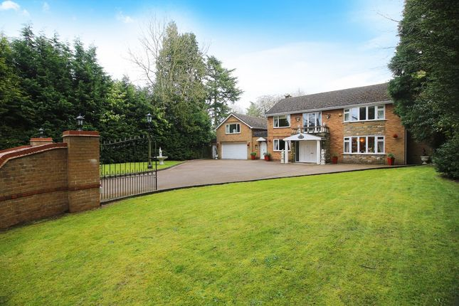 Thumbnail Detached house for sale in Poolhead Lane, Tanworth-In-Arden, Solihull
