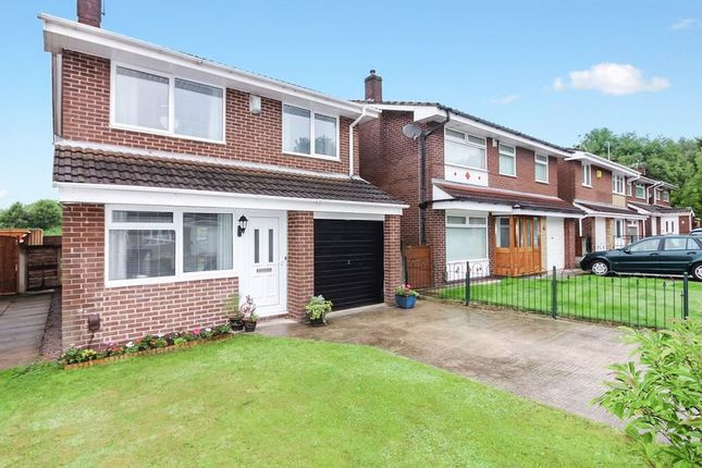 3 bed detached house for sale in Roxby Close, Walkden, Manchester