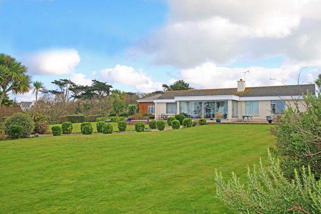 Thumbnail Detached bungalow for sale in Petit Port Close, La Route Du Petit Port, St. Brelade, Jersey