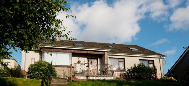 Thumbnail Detached house for sale in Sutherland Avenue, Fort William, Inverness-Shire