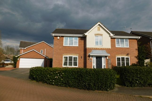 Thumbnail Detached house for sale in Perry Fields, Crewe