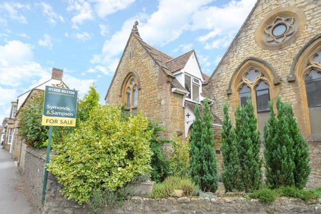 Thumbnail Terraced house for sale in Hogshill Street, Beaminster, Dorset