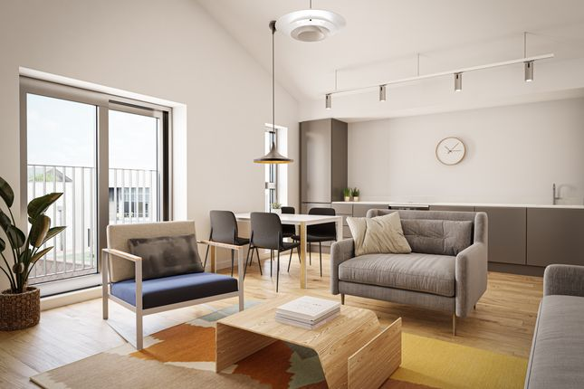 Thumbnail Flat for sale in Cutlers Gardens, Sheffield