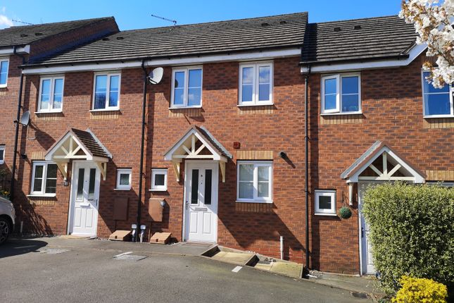 2 bed town house to rent in Levett Grange, Rugeley, Staffordshire WS15