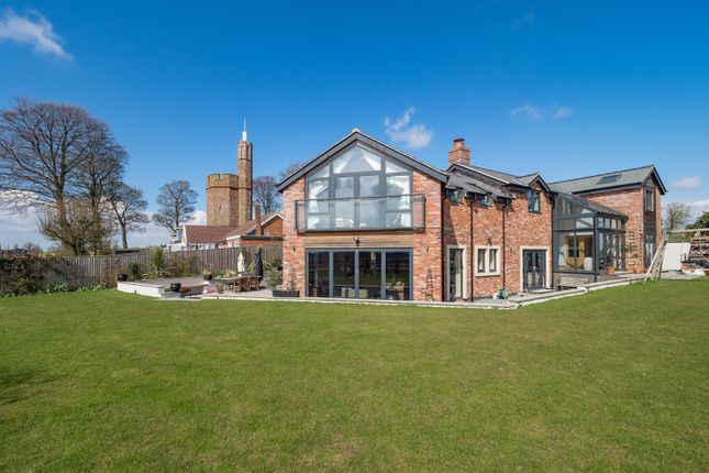 Thumbnail Detached house for sale in Tower Lane, Lymm