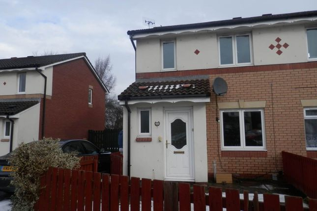 Thumbnail Semi-detached house to rent in Ritchie Place, Perth