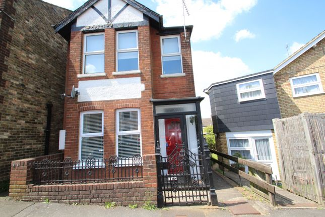 Thumbnail Flat to rent in Buckhurst Avenue, Sevenoaks