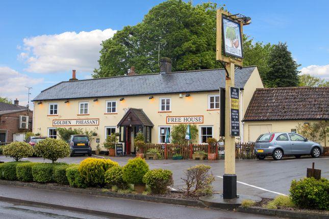 Thumbnail Pub/bar for sale in Gosport Road, Alton