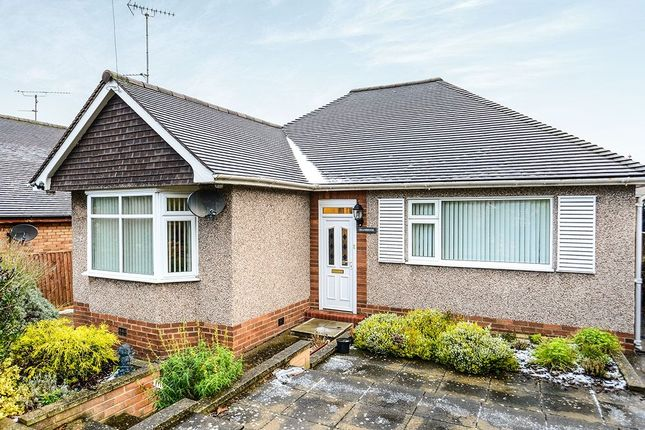 Thumbnail Bungalow for sale in The Avenue, Prestatyn