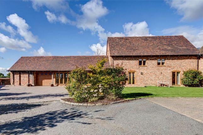 Thumbnail Mews house for sale in Pigeon Farm Barns, The Green, Uckington, Cheltenham
