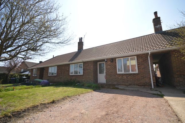 Thumbnail 2 bed bungalow to rent in Meadow View, Haxton, Salisbury