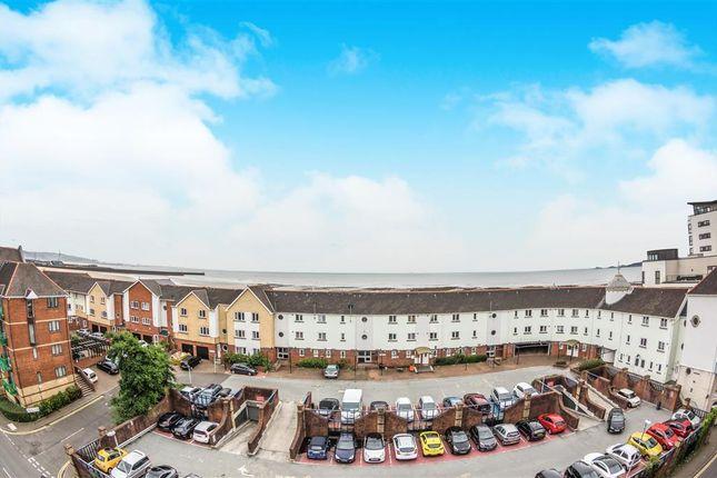 Thumbnail Flat to rent in Meridian Wharf, Trawler Road, Maritime Quarter, Swansea