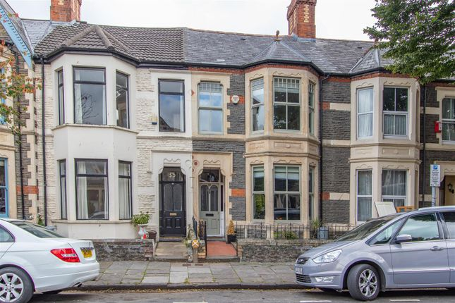 Thumbnail Semi-detached house for sale in Talbot Street, Pontcanna, Cardiff