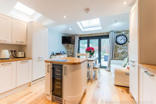 Thumbnail Terraced house to rent in St Francis Road, London