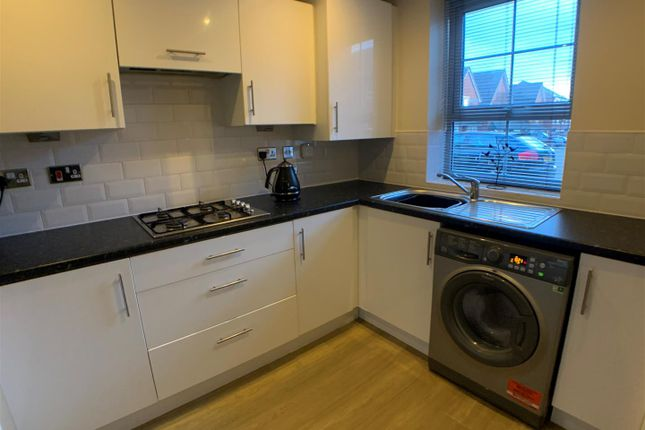 Kitchen of Holden Drive, Swinton, Manchester M27