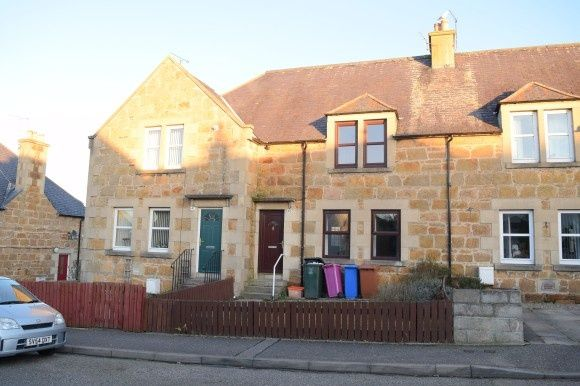 Thumbnail Terraced house to rent in Gordon Street, New Elgin, Elgin