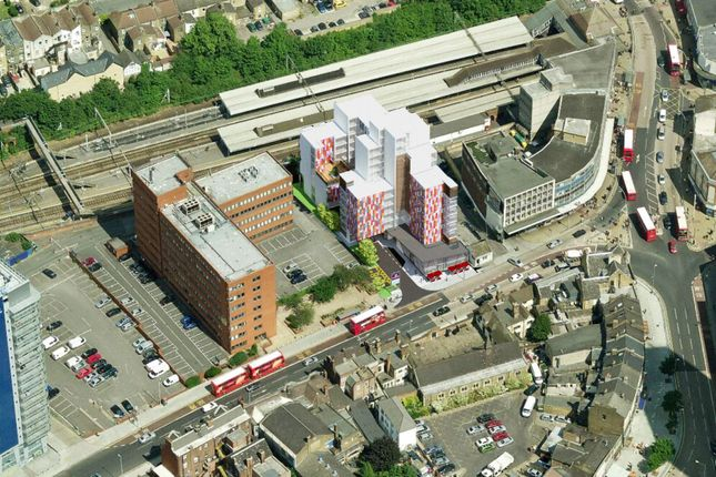 Thumbnail Flat for sale in New Development, Ilford, London