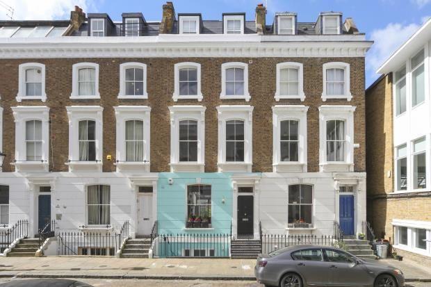 Thumbnail Terraced house for sale in Egbert Street, Primrose Hill, London