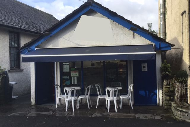 Thumbnail Restaurant/cafe for sale in Rayrigg Road, Bowness-On-Windermere
