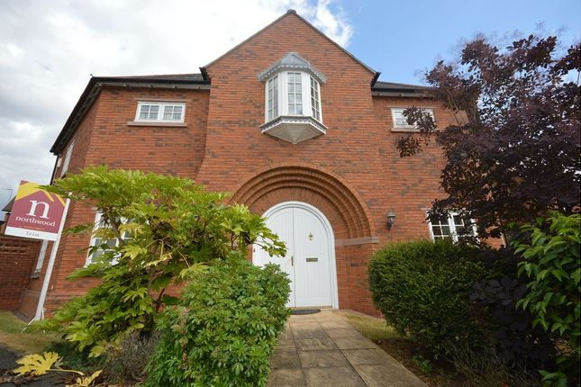 Thumbnail Detached house to rent in Redbourne Drive, Wychwood Park, Weston