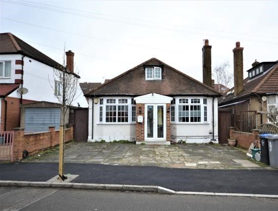 Thumbnail Bungalow for sale in Stilecroft Gardens, Wembley