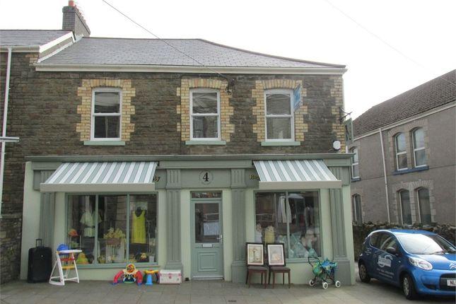 Thumbnail Flat to rent in Church Street, Maesteg, Mid Glamorgan